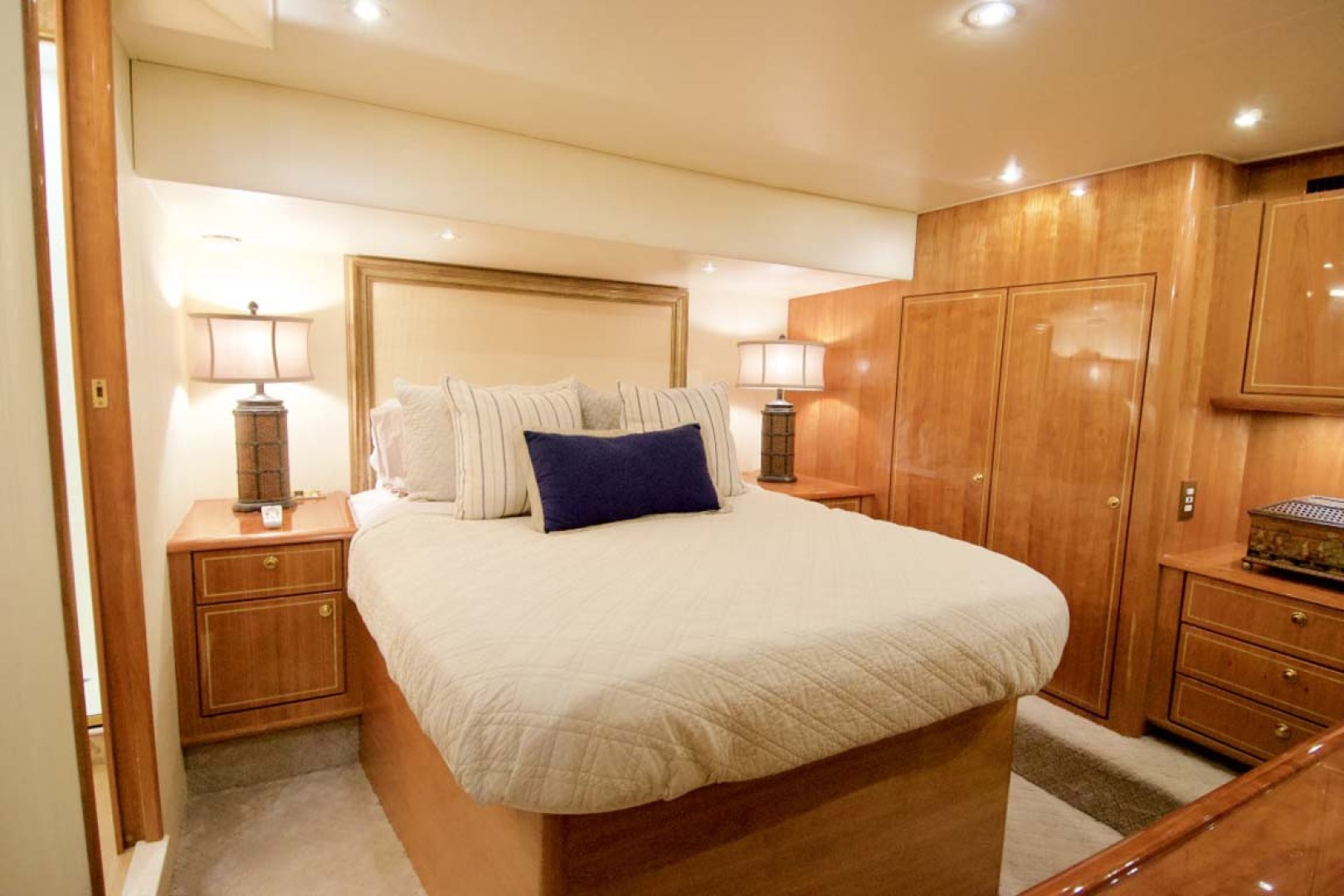 Ocean Yachts-57 SS 2006-Deliverance Stuart-Florida-United States-Master Stateroom-1102272 | Thumbnail