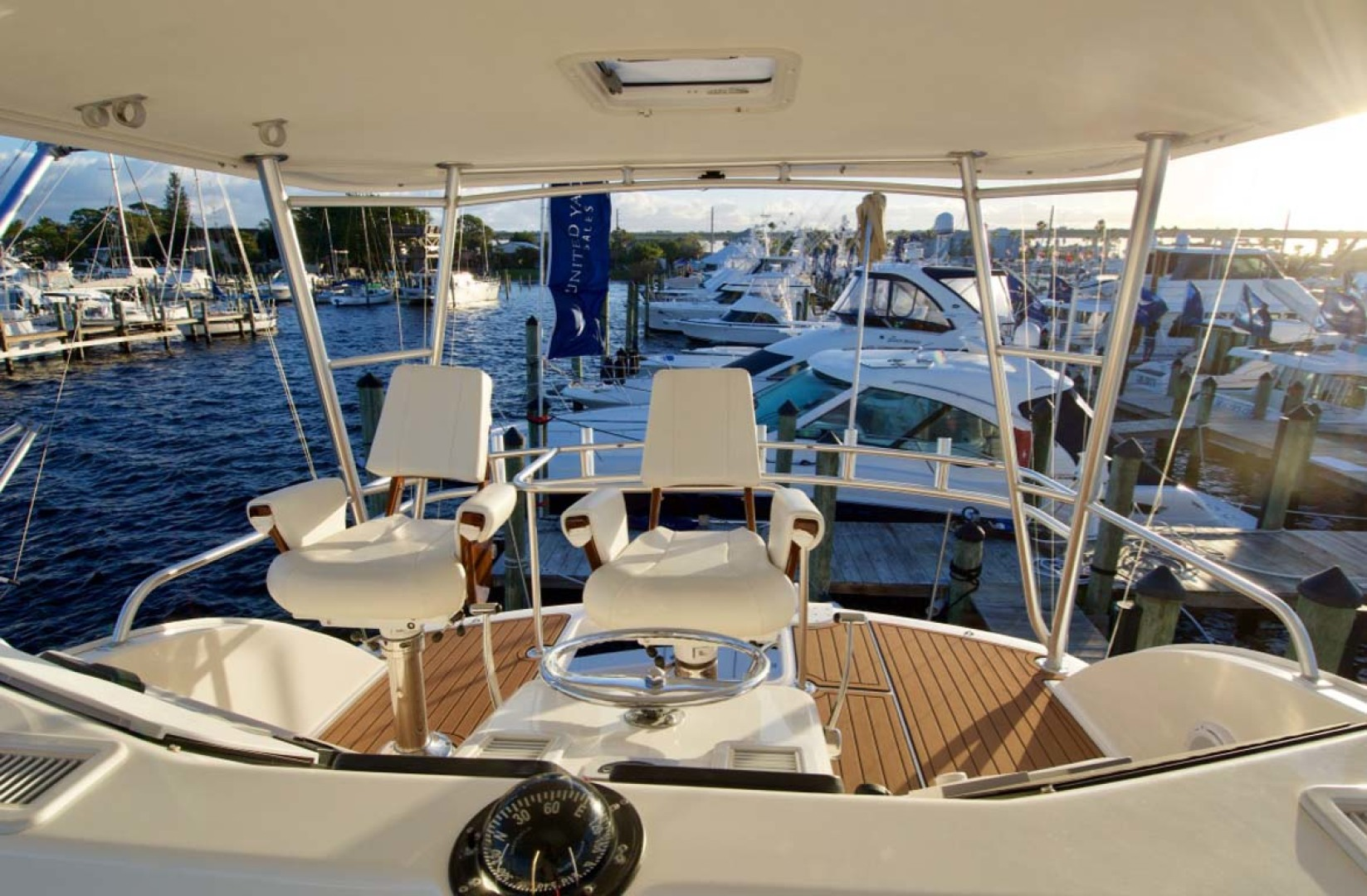 Ocean Yachts-57 SS 2006-Deliverance Stuart-Florida-United States-Flybridge-1102254 | Thumbnail