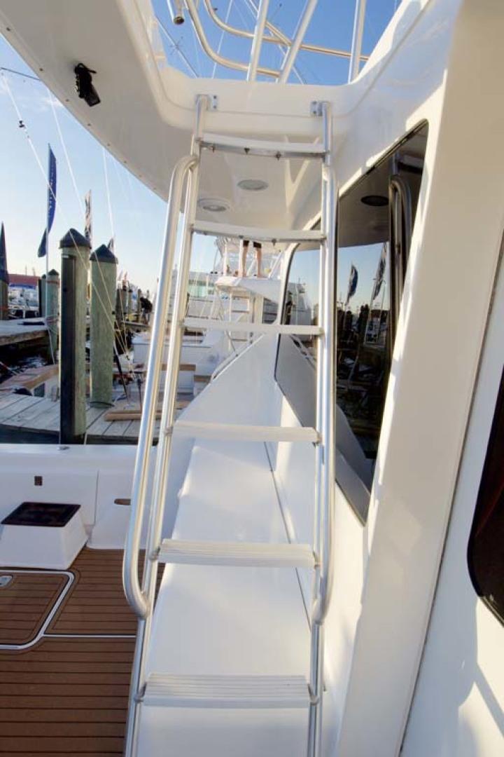 Ocean Yachts-57 SS 2006-Deliverance Stuart-Florida-United States-Ladder to Bridge-1102253 | Thumbnail