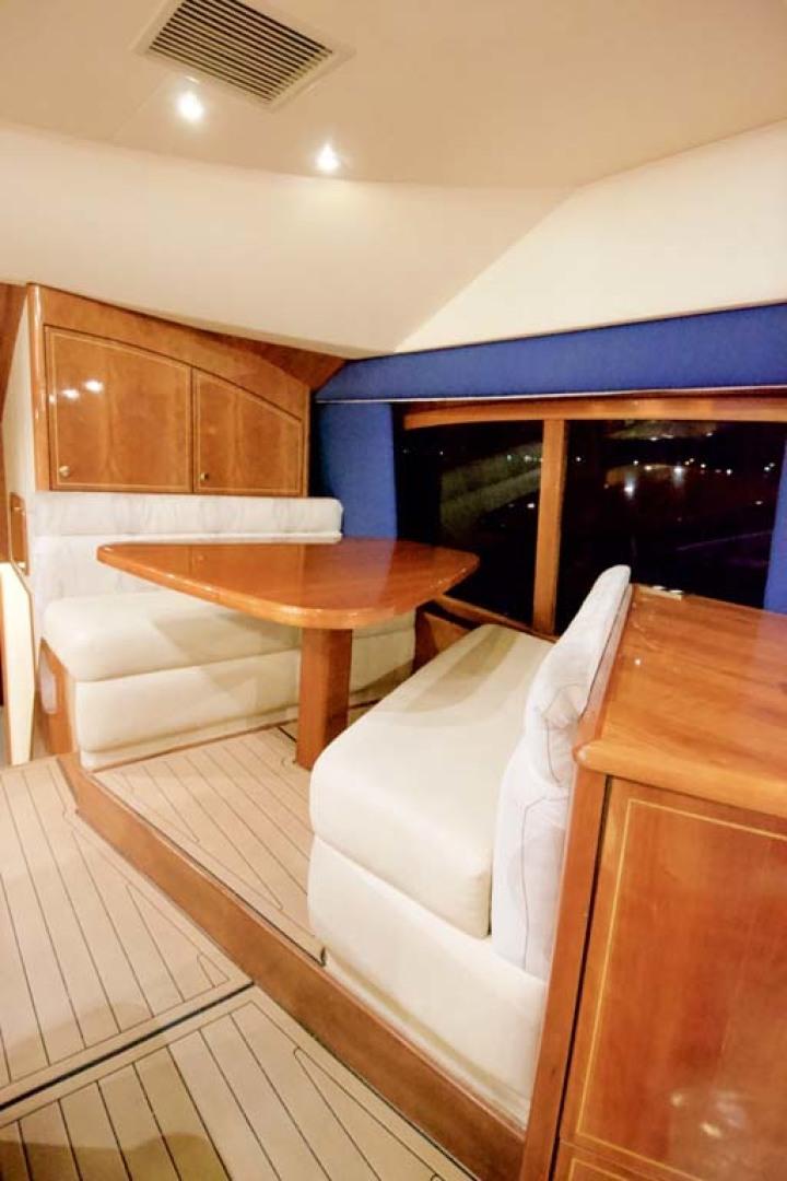 Ocean Yachts-57 SS 2006-Deliverance Stuart-Florida-United States-Dinette-1102267 | Thumbnail