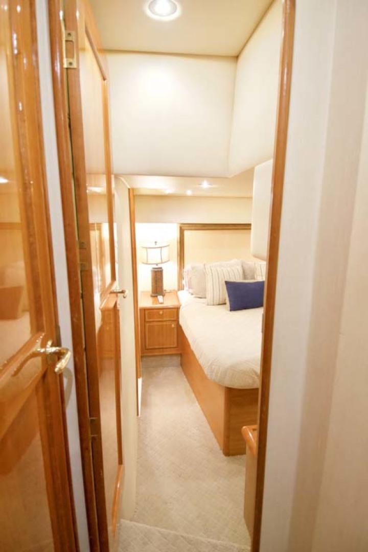 Ocean Yachts-57 SS 2006-Deliverance Stuart-Florida-United States-Master Stateroom Entrance-1102271 | Thumbnail