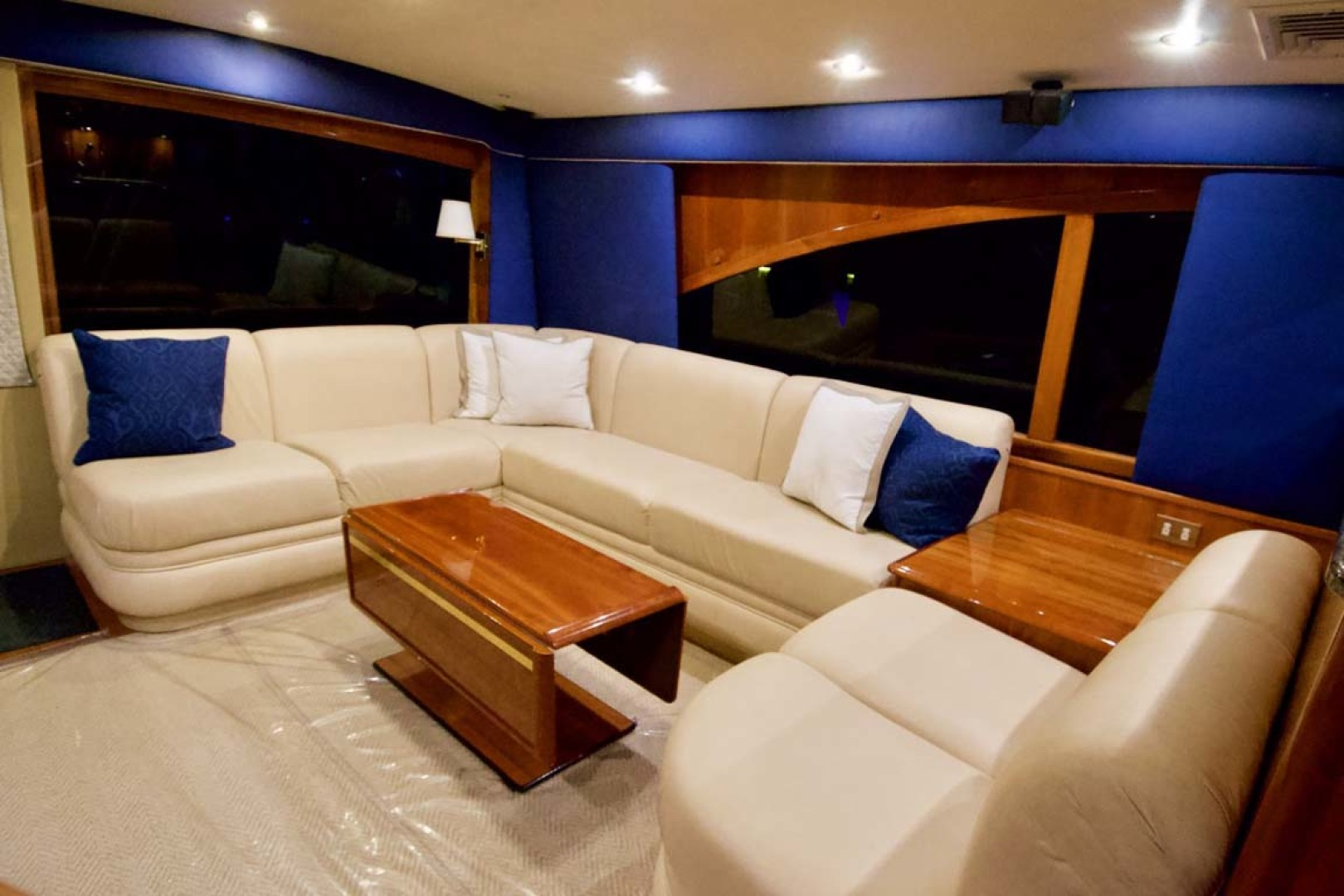 Ocean Yachts-57 SS 2006-Deliverance Stuart-Florida-United States-Salon-1102263 | Thumbnail