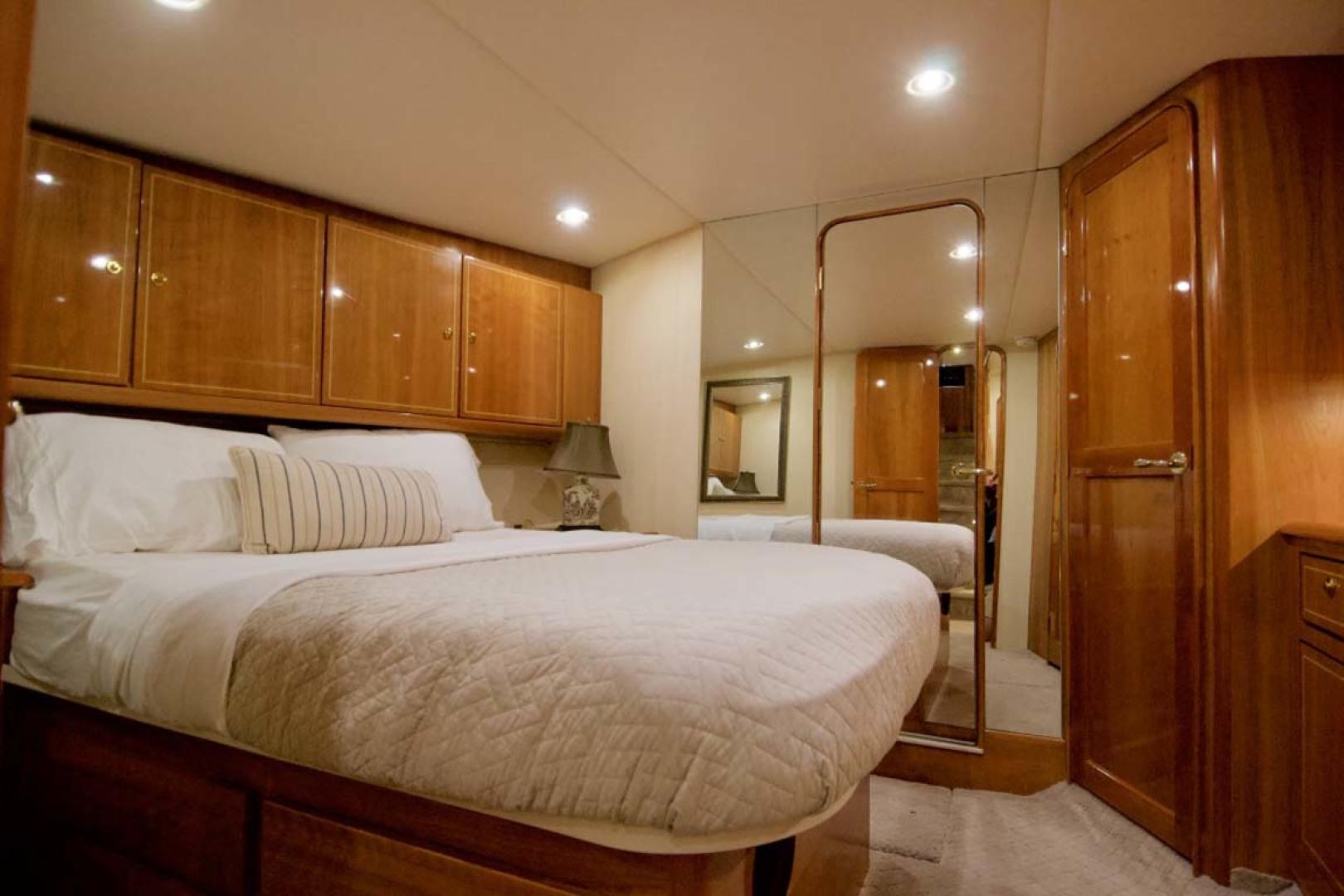 Ocean Yachts-57 SS 2006-Deliverance Stuart-Florida-United States-VIP Stateroom-1102280 | Thumbnail