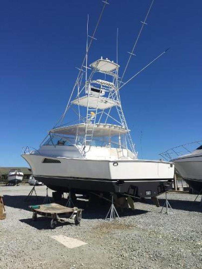 Used Viking 45 Express For Sale In North Carolina 45
