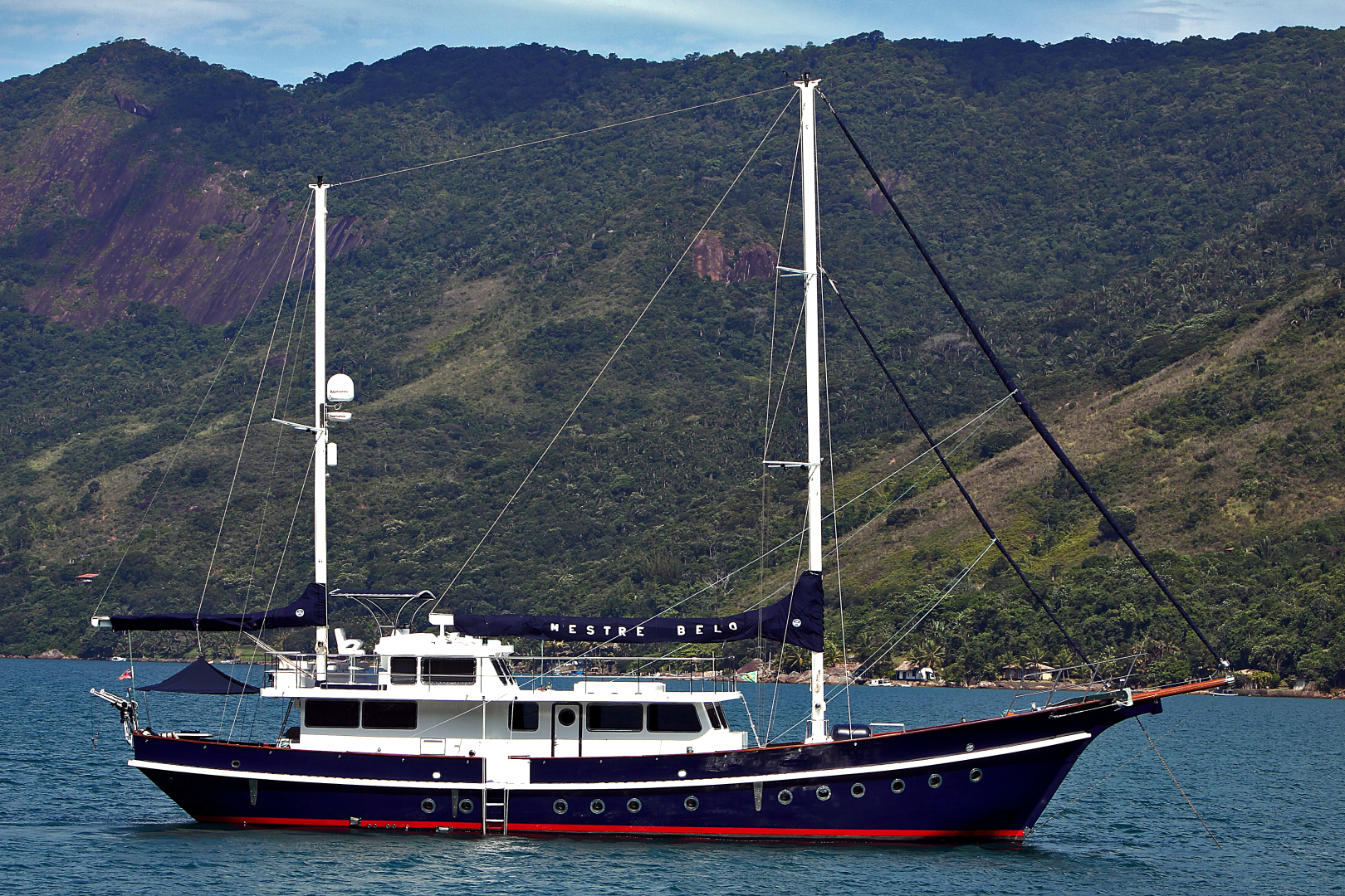 Picture Of: 95' Maccarini 2008 Yacht For Sale | 1 of 21