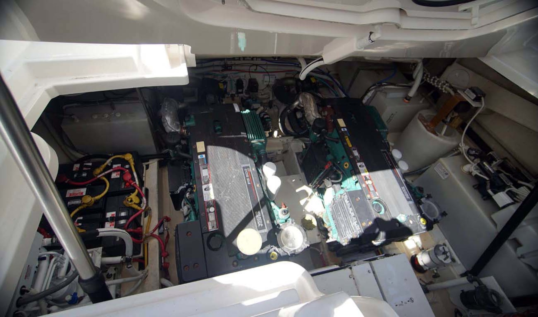 Tiara Yachts-4300 Sovran 2007-Lisa Anne Perdido Key-Florida-United States-1133972 | Thumbnail