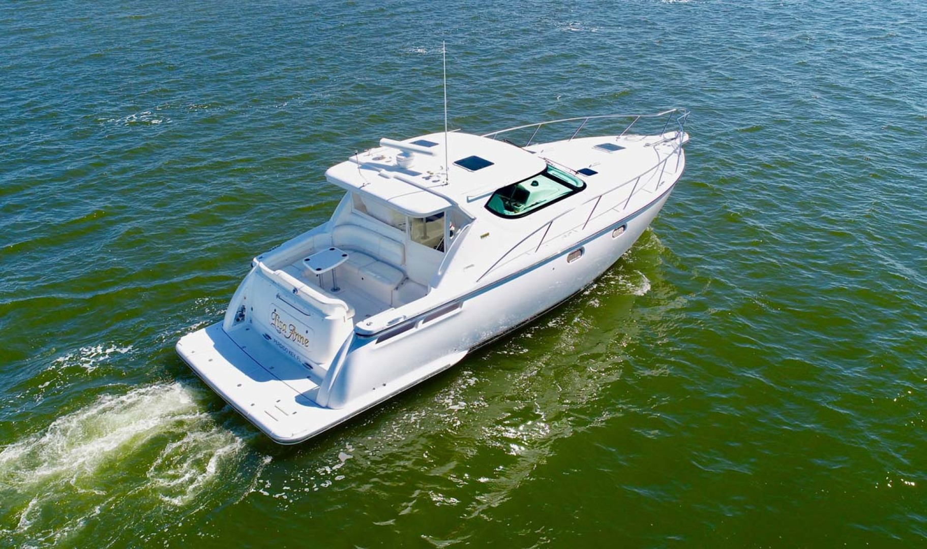 Tiara Yachts-4300 Sovran 2007-Lisa Anne Perdido Key-Florida-United States-1141690 | Thumbnail
