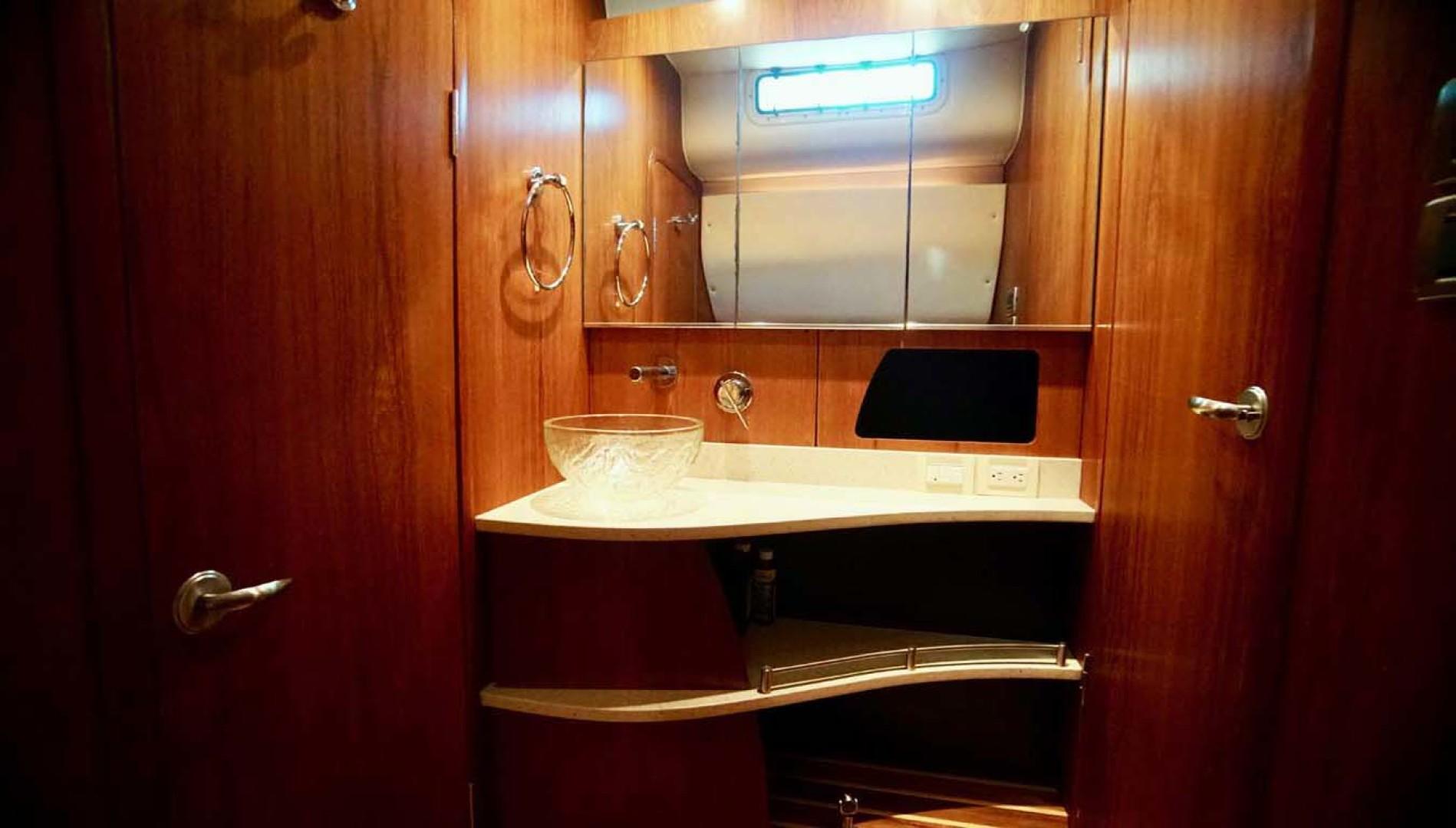 Tiara Yachts-4300 Sovran 2007-Lisa Anne Perdido Key-Florida-United States-Vanity-1103615 | Thumbnail