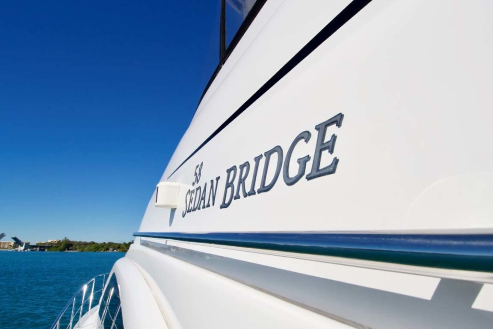 Sea Ray-58 Sedan Bridge 2006-Livin Large IV Jupiter-Florida-United States-58 Sedan Bridge-1103673 | Thumbnail