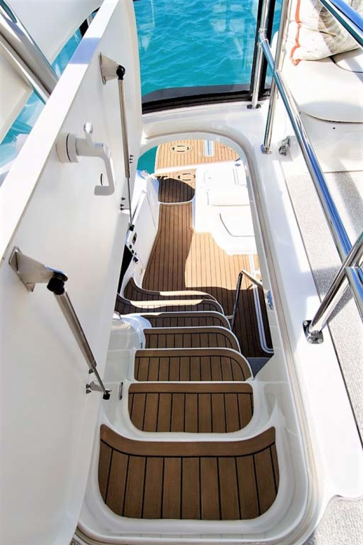 Sea Ray-58 Sedan Bridge 2006-Livin Large IV Jupiter-Florida-United States-Flybridge Entry-1103706 | Thumbnail