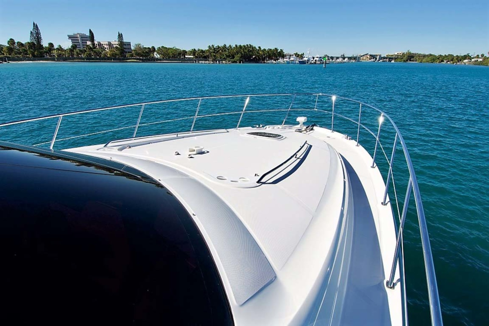 Sea Ray-58 Sedan Bridge 2006-Livin Large IV Jupiter-Florida-United States-Foredeck-1103671 | Thumbnail