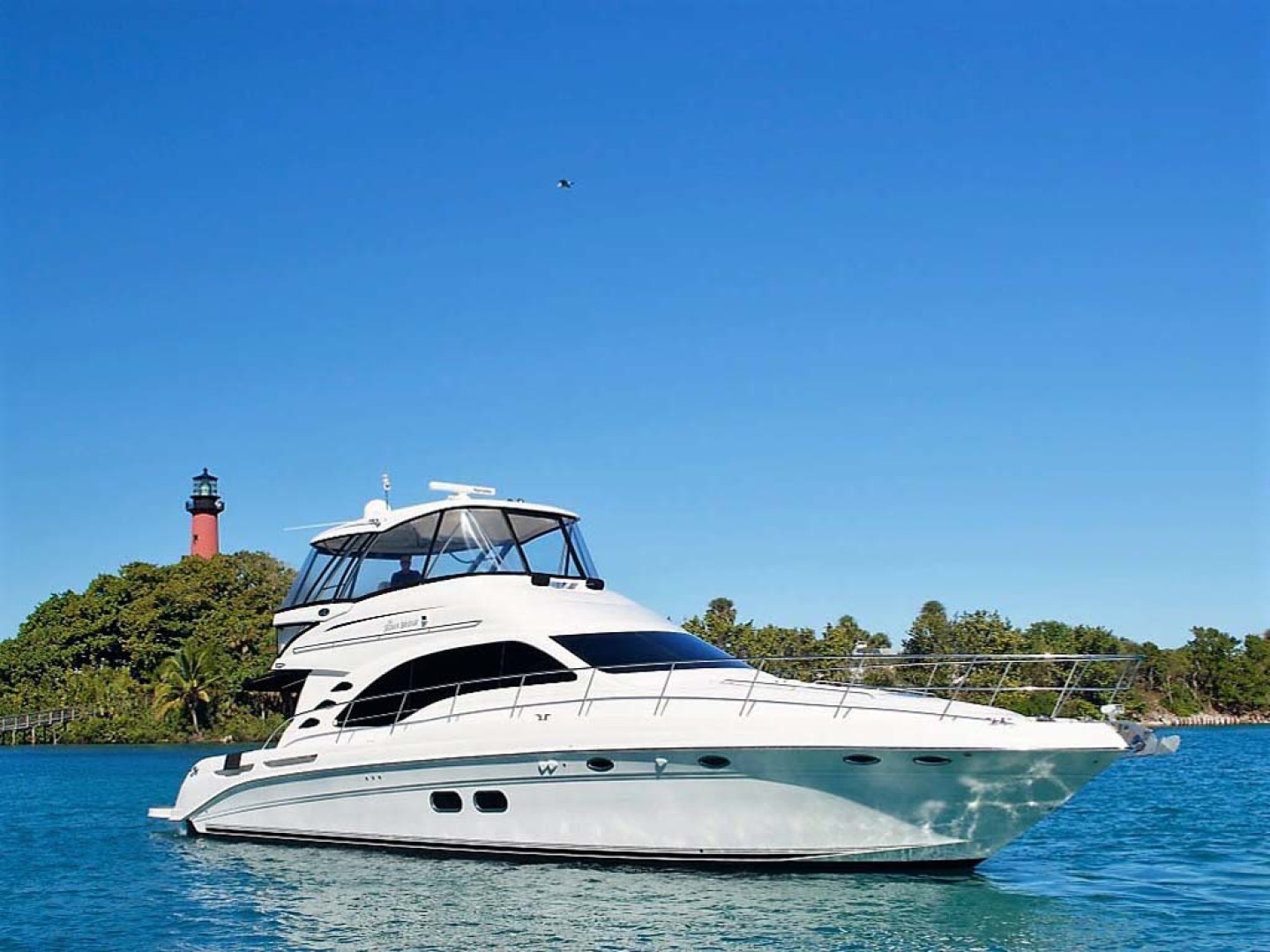 Sea Ray-58 Sedan Bridge 2006-Livin Large IV Jupiter-Florida-United States-Starboard-1103660 | Thumbnail
