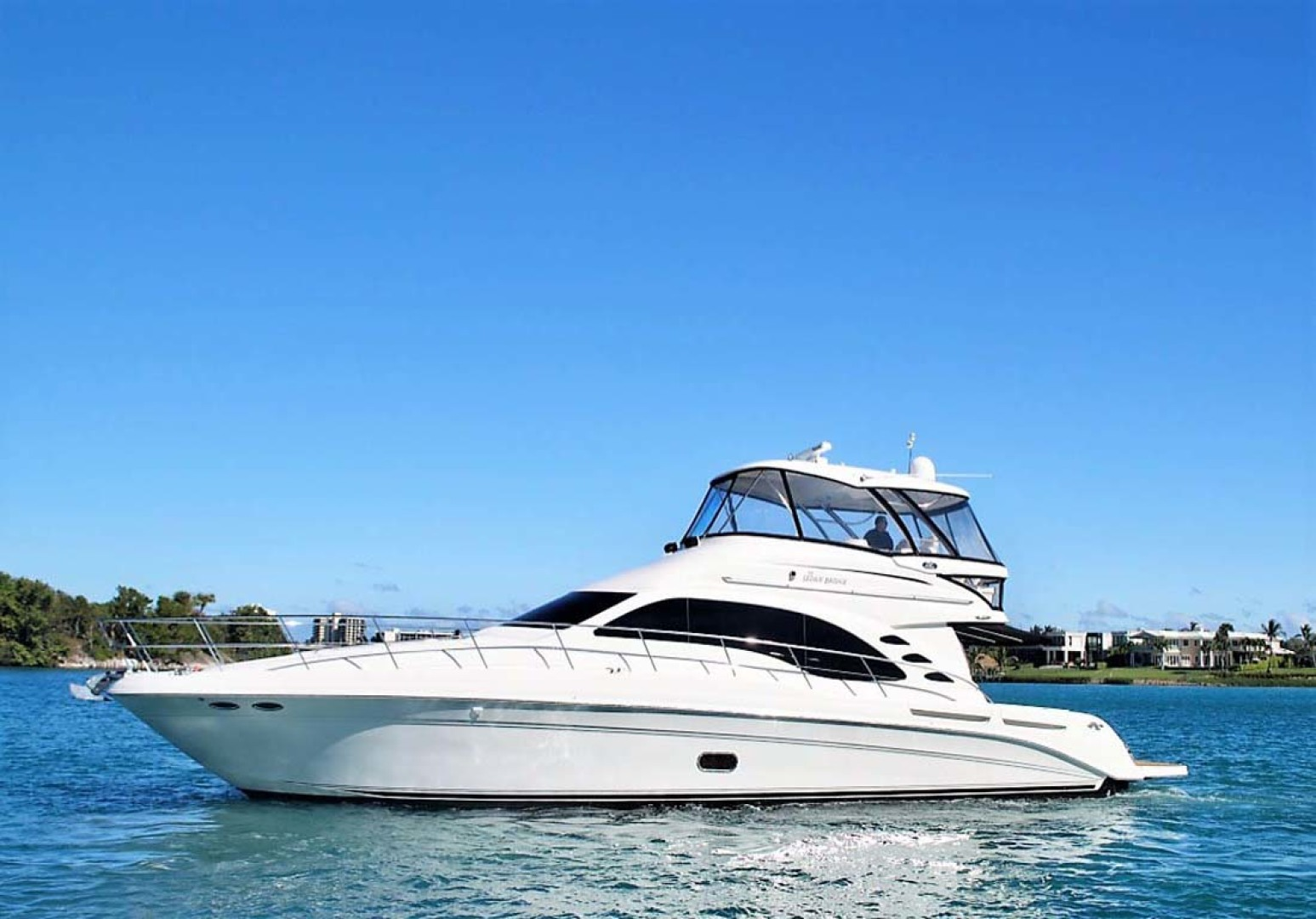 Sea Ray-58 Sedan Bridge 2006-Livin Large IV Jupiter-Florida-United States-Port-1103662 | Thumbnail