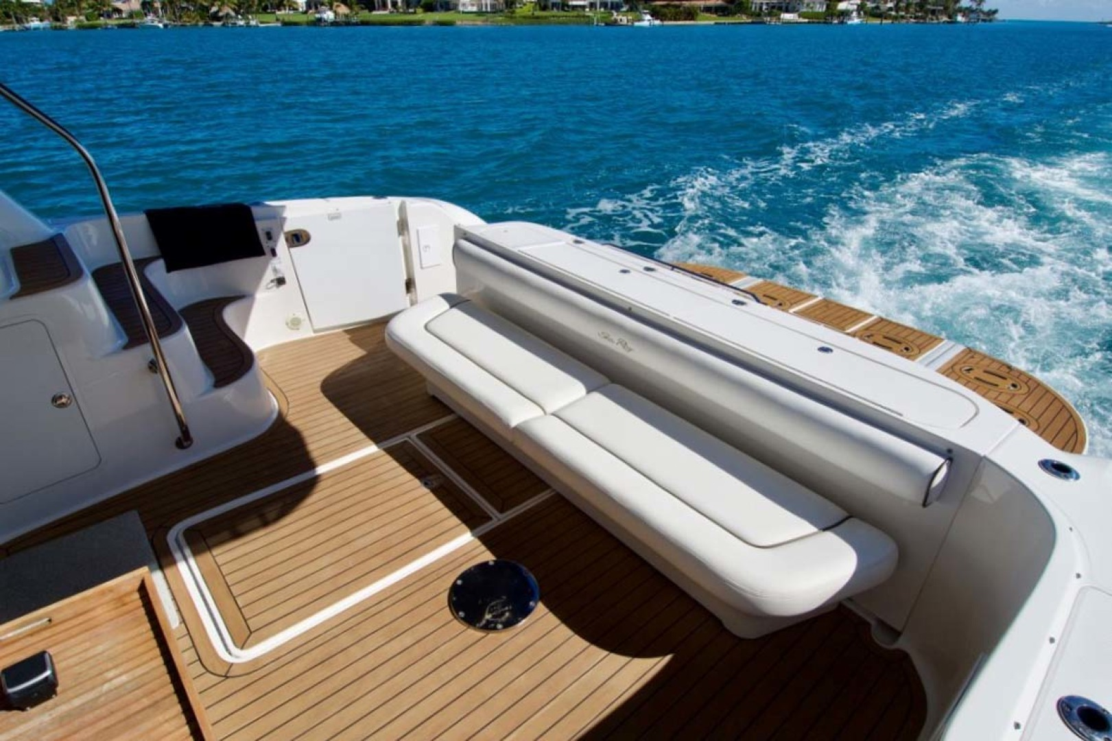 Sea Ray-58 Sedan Bridge 2006-Livin Large IV Jupiter-Florida-United States-Cockpit-1103710 | Thumbnail