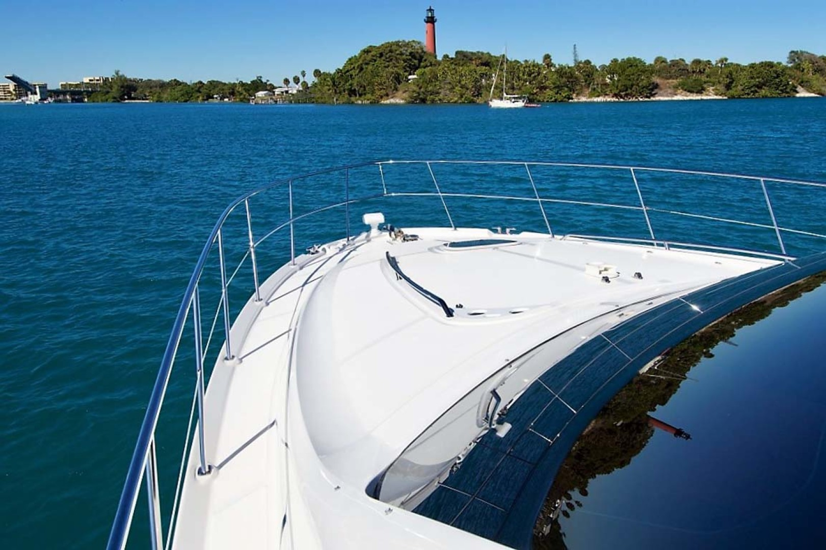 Sea Ray-58 Sedan Bridge 2006-Livin Large IV Jupiter-Florida-United States-Foredeck-1103670 | Thumbnail