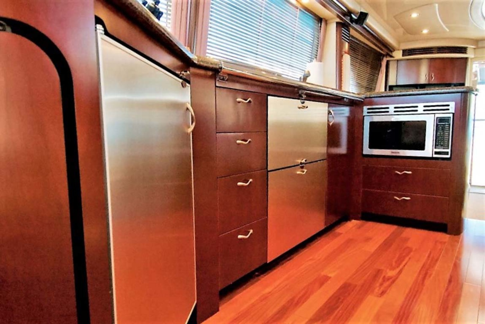 Sea Ray-58 Sedan Bridge 2006-Livin Large IV Jupiter-Florida-United States-Galley-1103680 | Thumbnail