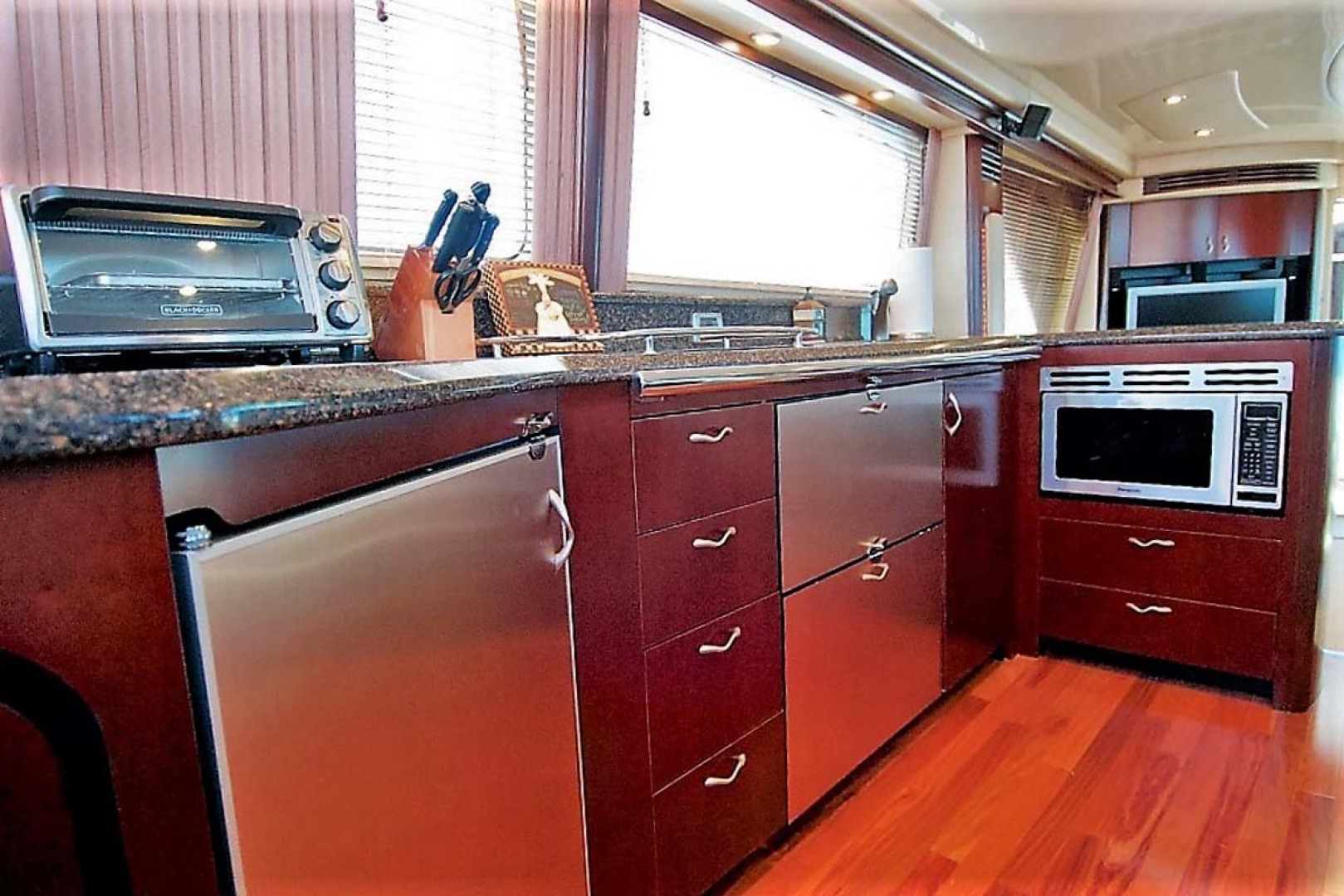 Sea Ray-58 Sedan Bridge 2006-Livin Large IV Jupiter-Florida-United States-Galley-1103682 | Thumbnail