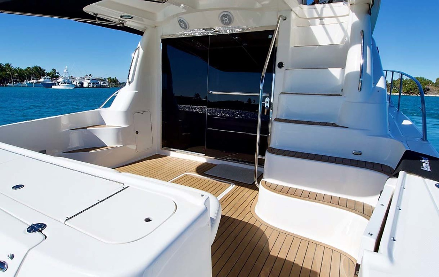 Sea Ray-58 Sedan Bridge 2006-Livin Large IV Jupiter-Florida-United States-Cockpit-1103712 | Thumbnail