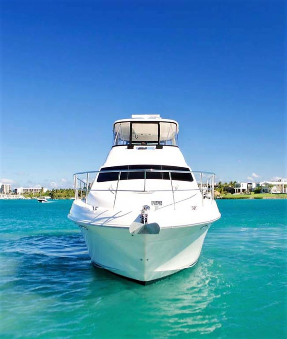 Sea Ray-58 Sedan Bridge 2006-Livin Large IV Jupiter-Florida-United States-Bow-1103667 | Thumbnail