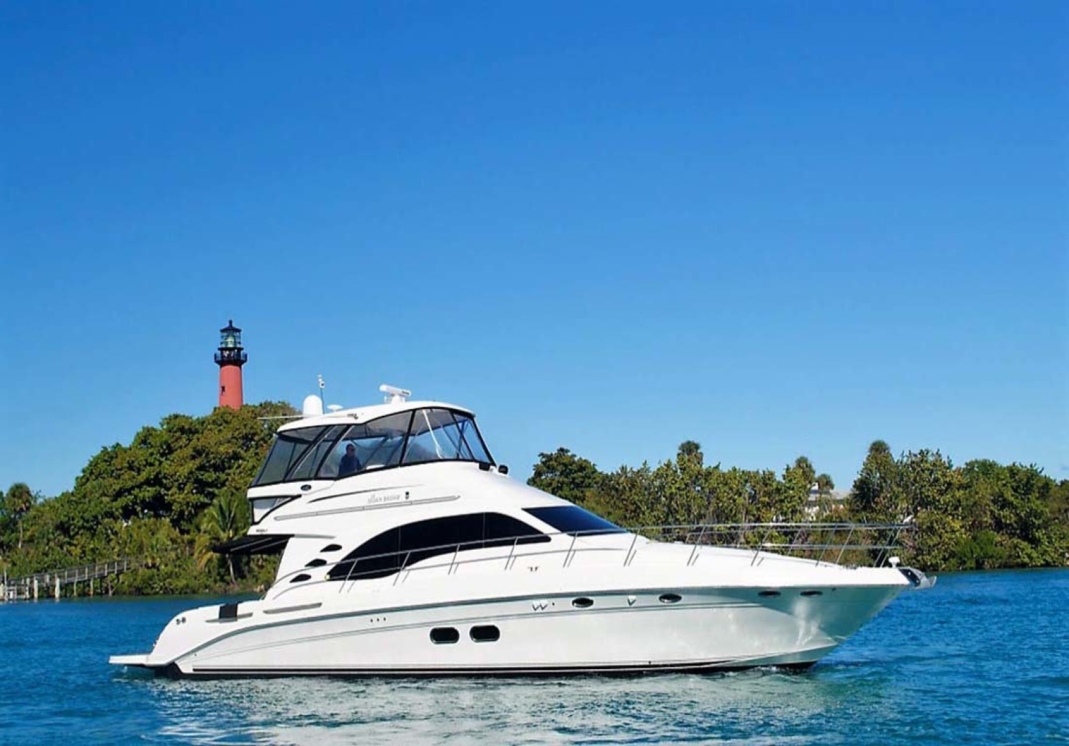 Sea Ray-58 Sedan Bridge 2006-Livin Large IV Jupiter-Florida-United States-Starboard-1103659 | Thumbnail