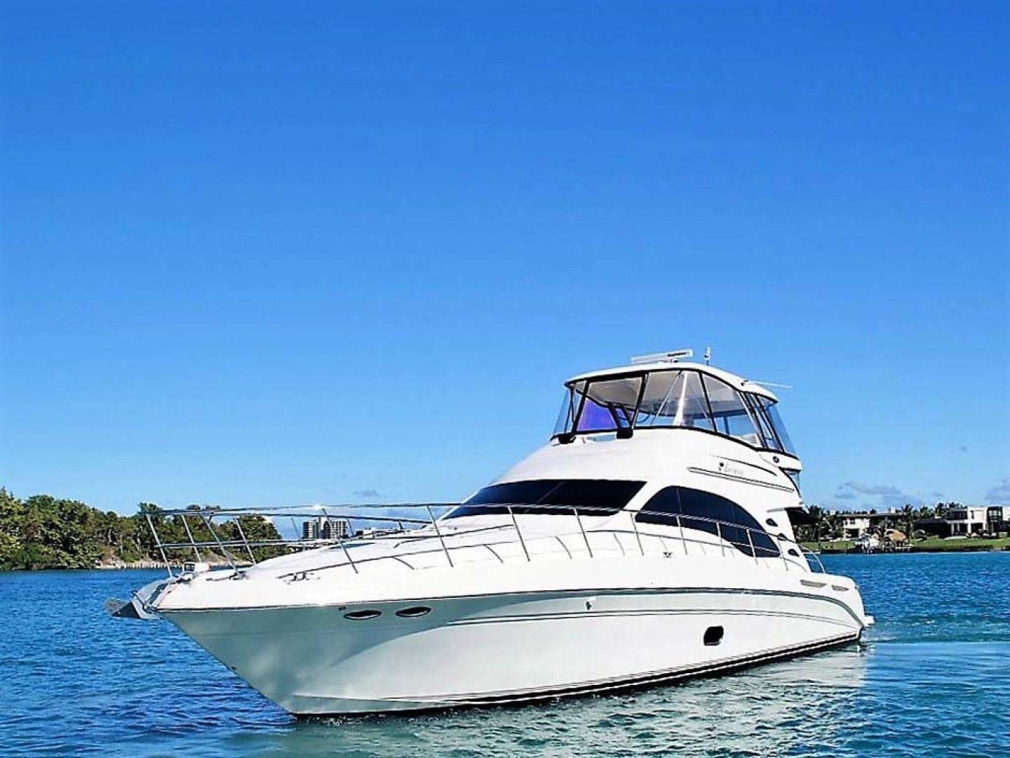 Sea Ray-58 Sedan Bridge 2006-Livin Large IV Jupiter-Florida-United States-Port-1103663 | Thumbnail
