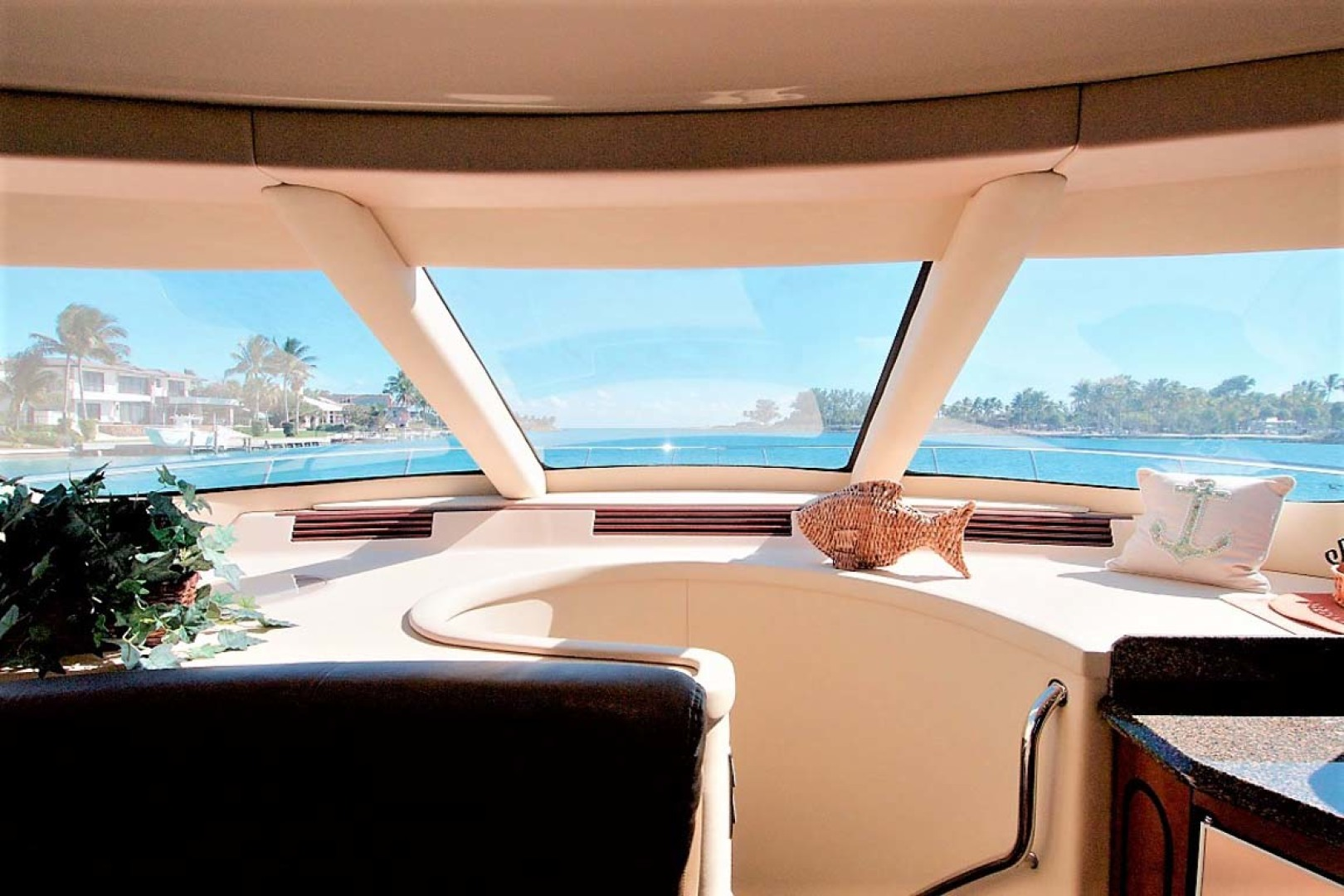 Sea Ray-58 Sedan Bridge 2006-Livin Large IV Jupiter-Florida-United States-Eyebrow Windows-1103701 | Thumbnail