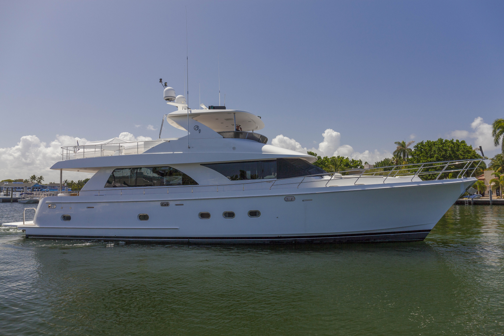 Picture Of: 74' Ocean Alexander 2009 2009 Yacht For Sale | 1 of 55