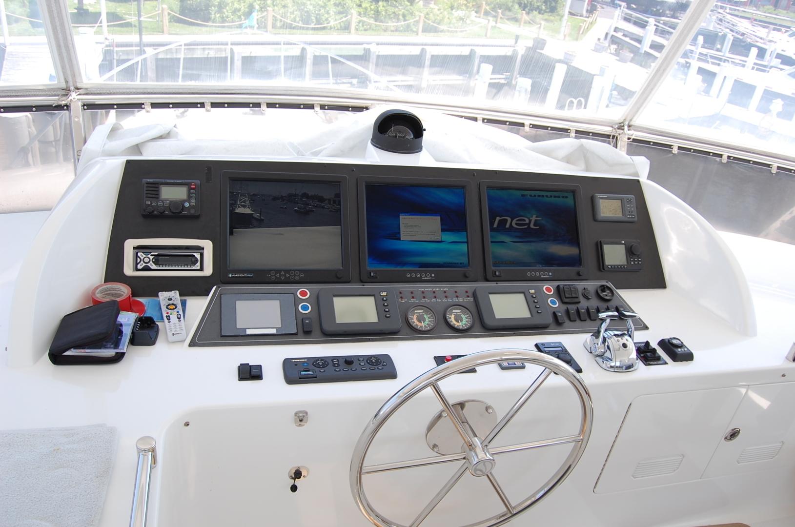 Ocean Alexander-2009 2009-HATT TRICK Falmouth-Massachusetts-United States-1354046 | Thumbnail