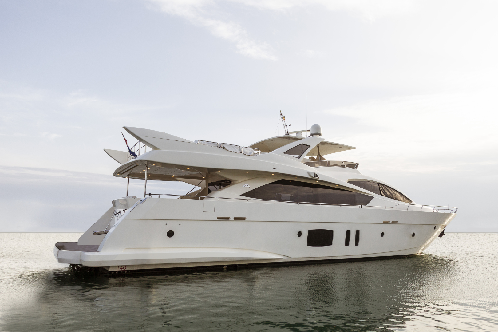 Picture Of: 93' Astondoa 96 GLX 2009 Yacht For Sale | 2 of 28