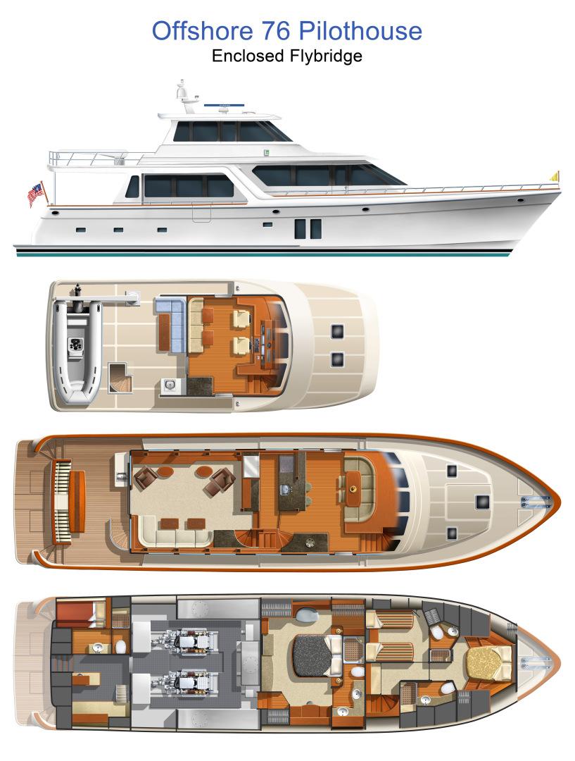 Offshore Yachts-76/80 Motoryacht 2020 -Florida-United States-1105526 | Thumbnail