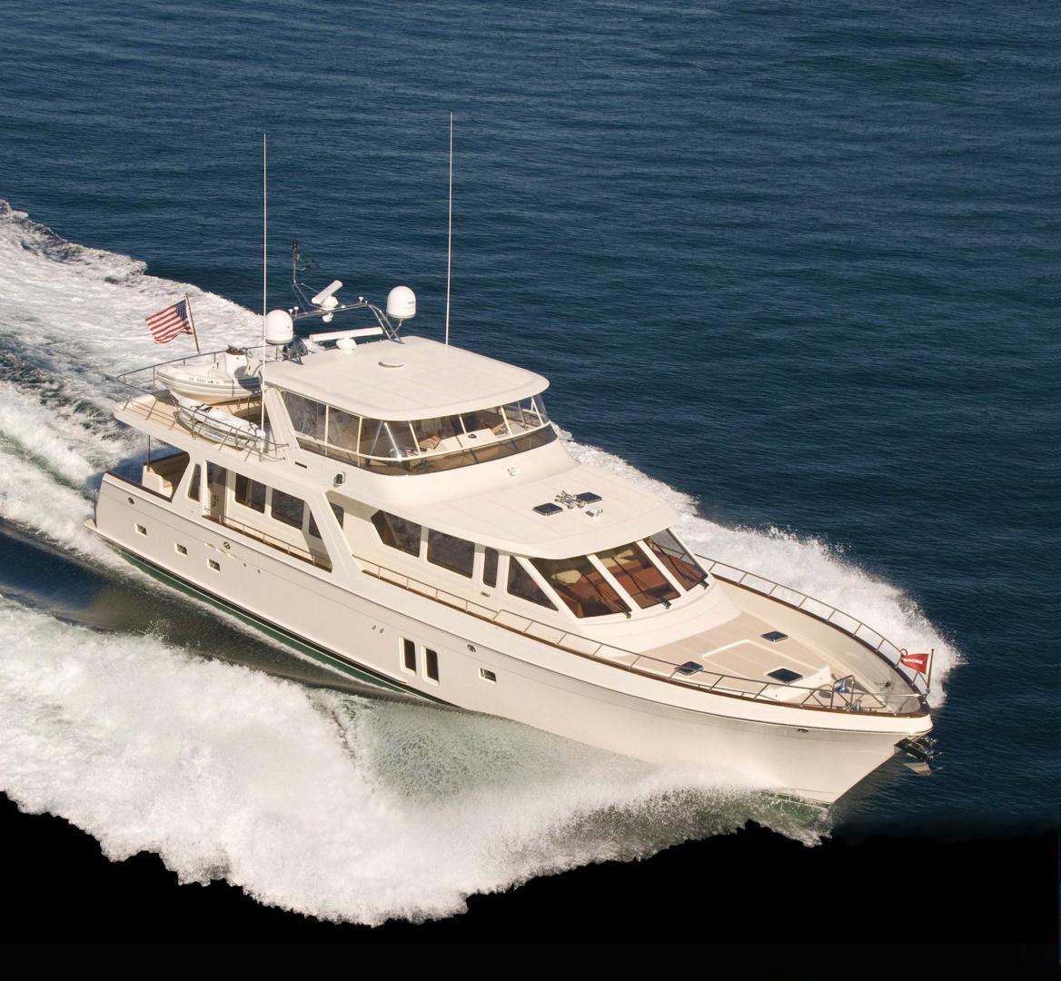 Offshore Yachts-76/80 Motoryacht 2020 -Florida-United States-1105484 | Thumbnail