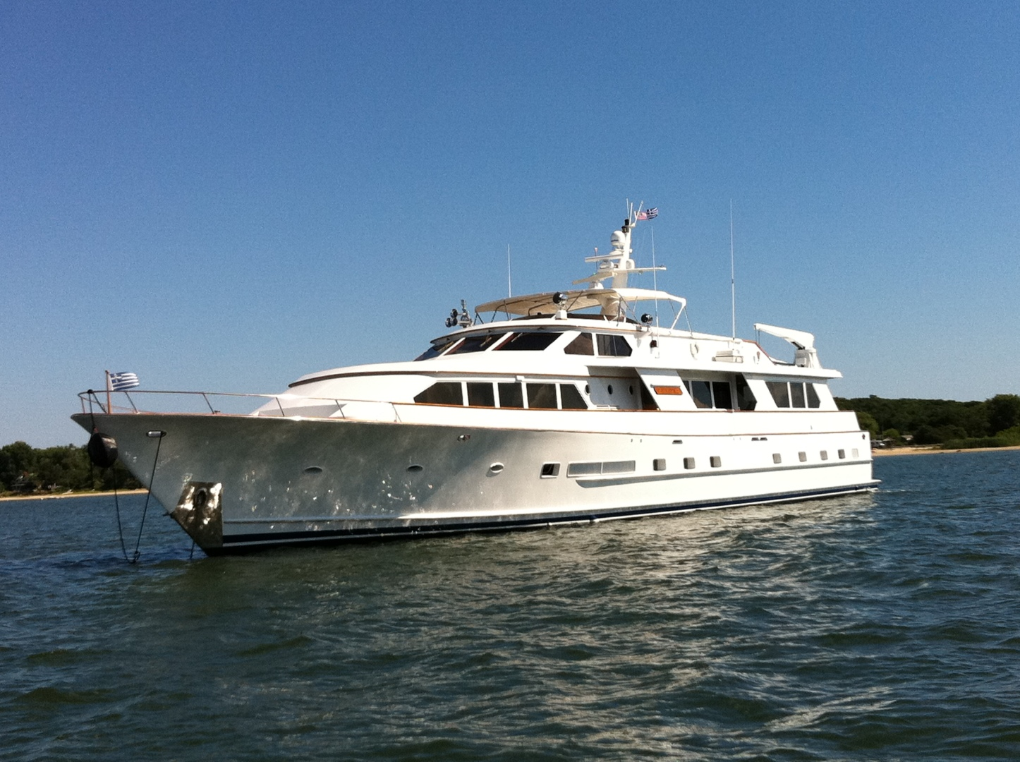 Picture Of: 106' Denison RPH 1986 Yacht For Sale | 2 of 19