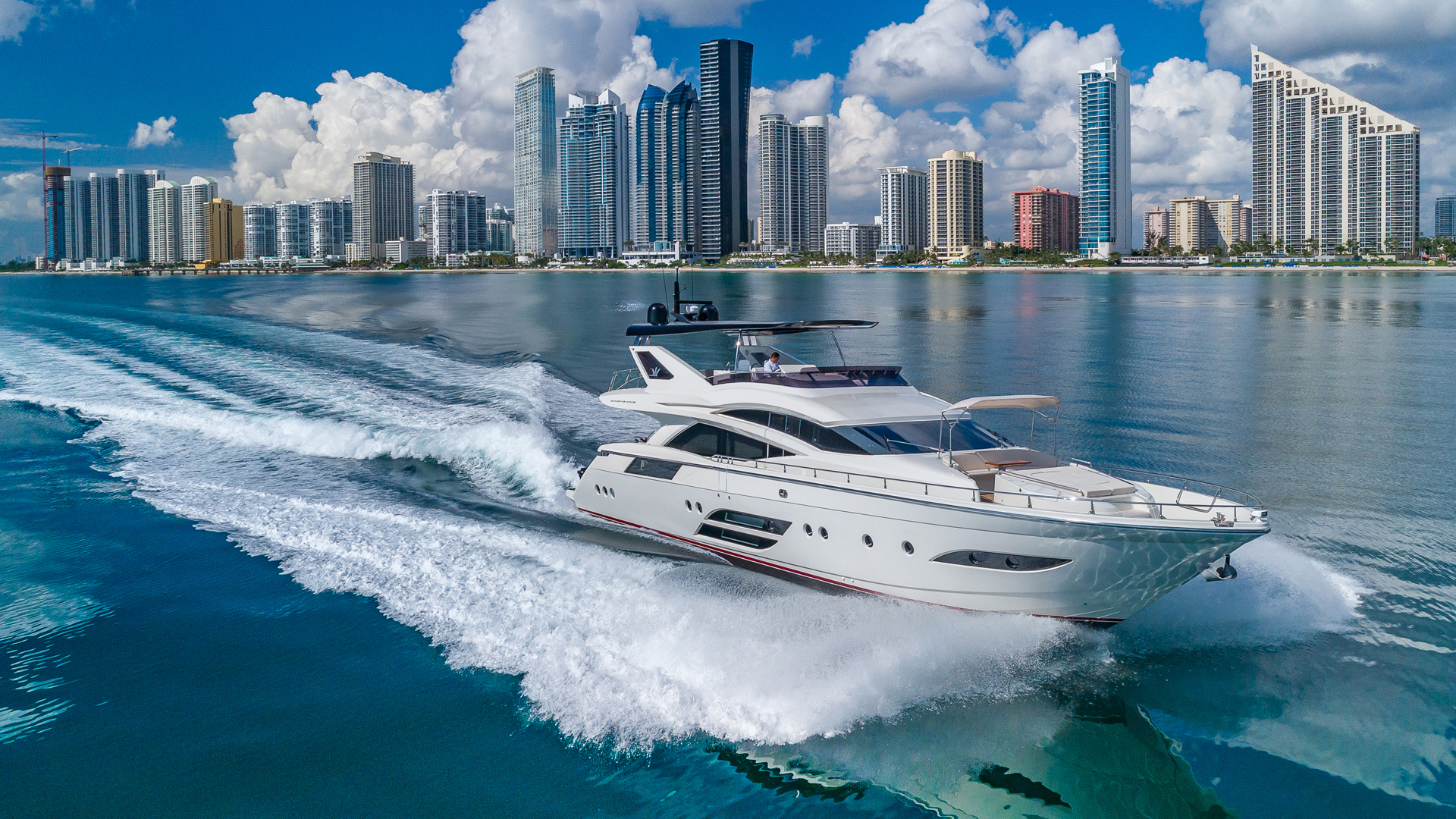 Picture Of: 80' Dominator 800 2015 Yacht For Sale | 1 of 23