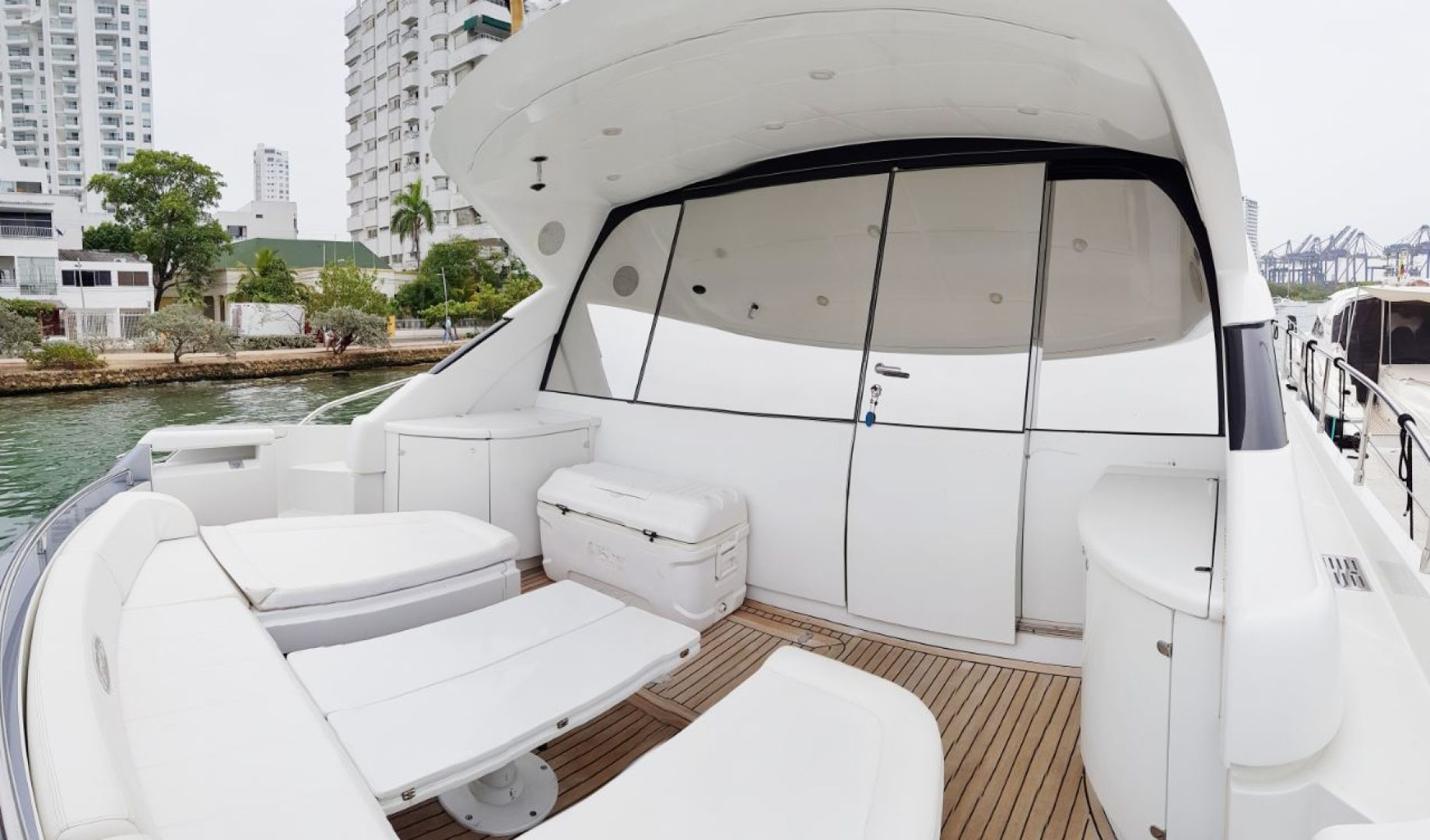 Pershing-62 2007 -Cancun-Mexico-2007 PERSHING 62 FOR SALE-1134385 | Thumbnail