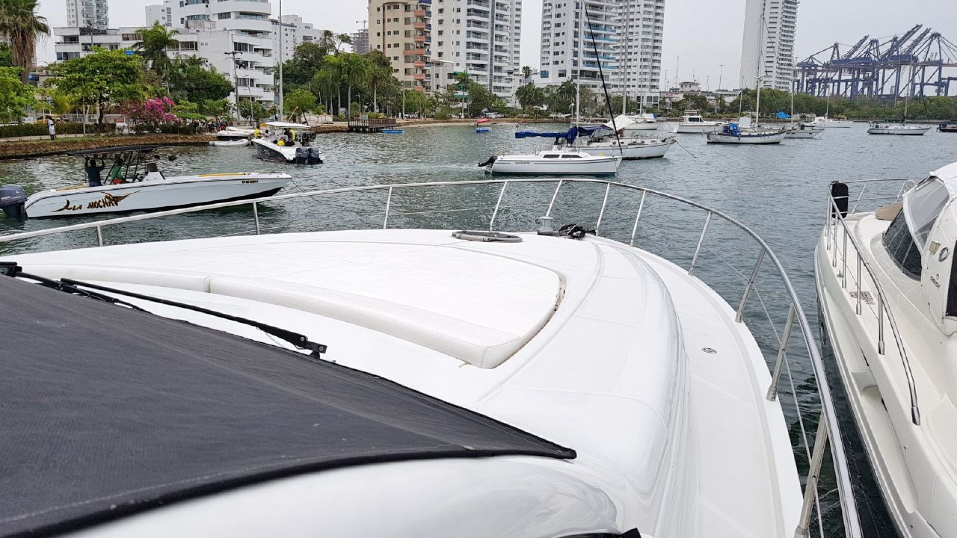 Pershing-62 2007 -Cancun-Mexico-2007 PERSHING 62 FOR SALE-1134381 | Thumbnail