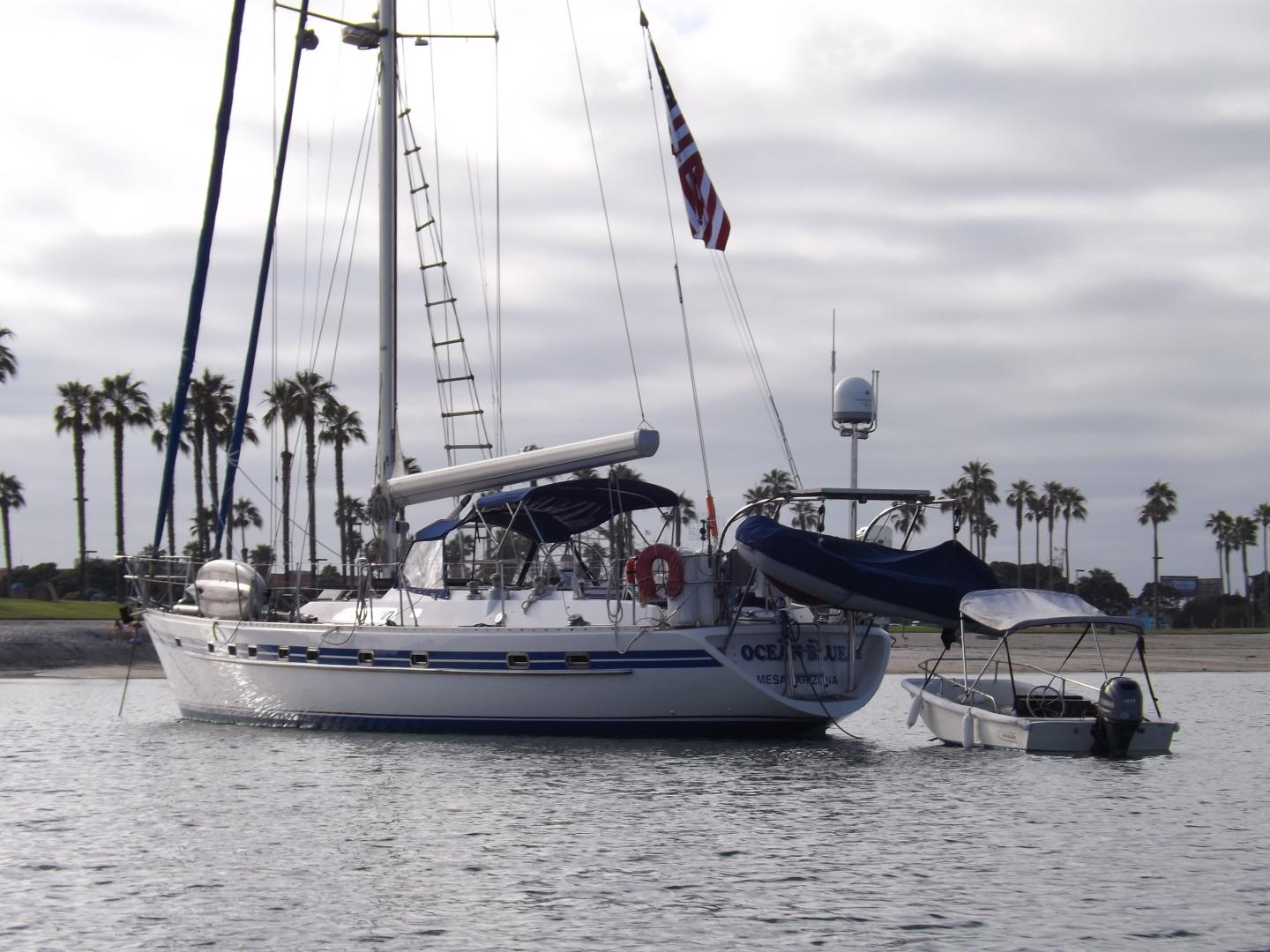 Picture Of: 55' Tayana 55 Center Cockpit 1992 Yacht For Sale | 1 of 8