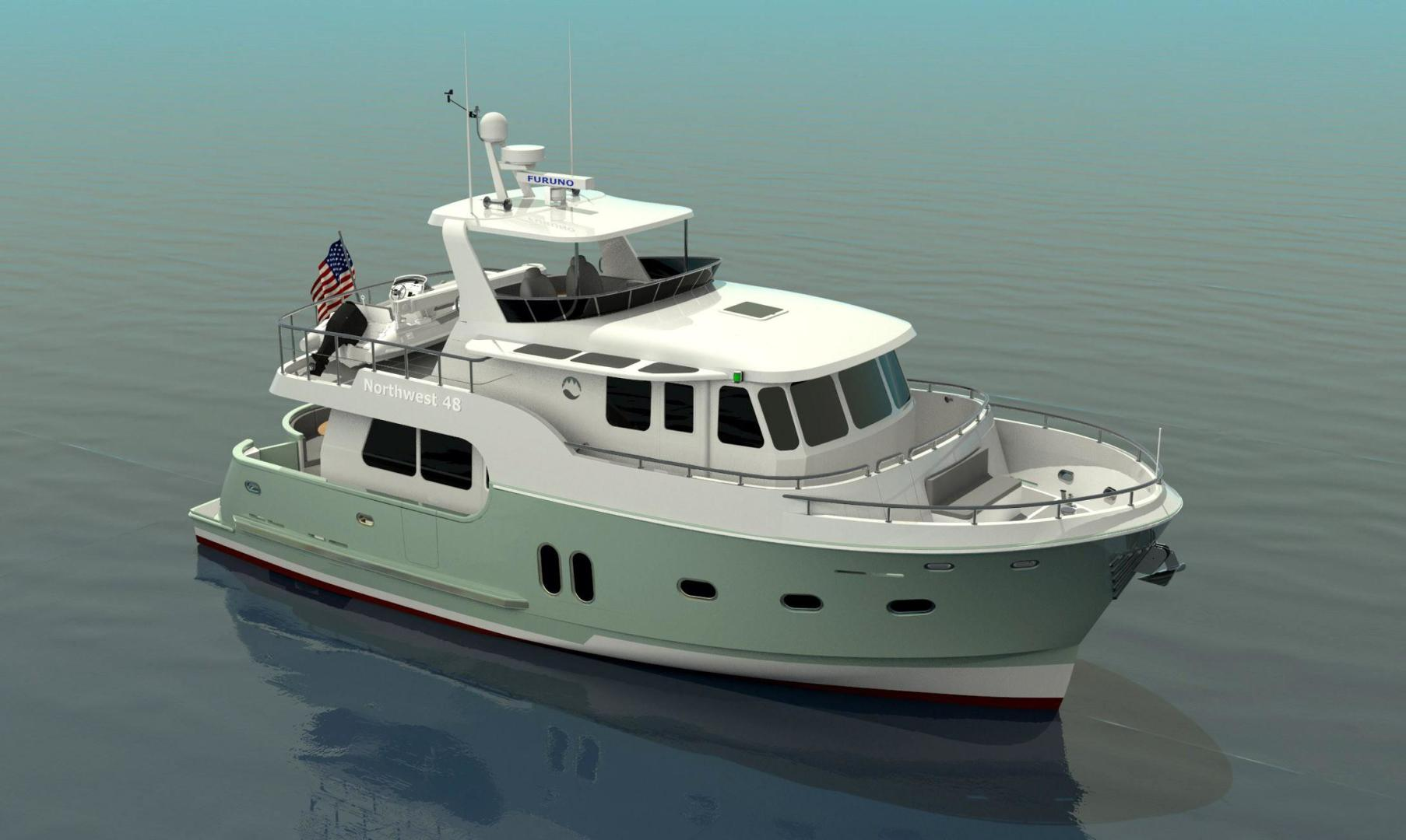Picture Of: 48' Northwest 48 2020 Yacht For Sale | 1 of 5