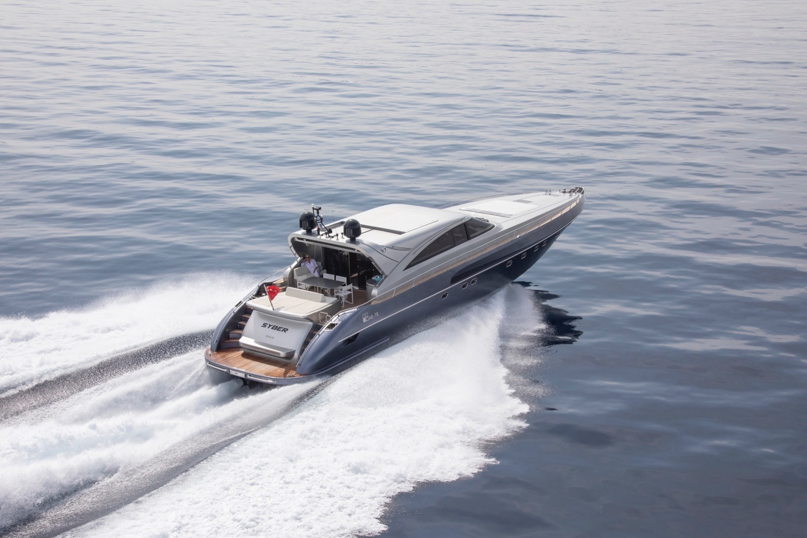 Picture Of: 78' AB 78 2011 Yacht For Sale | 2 of 38