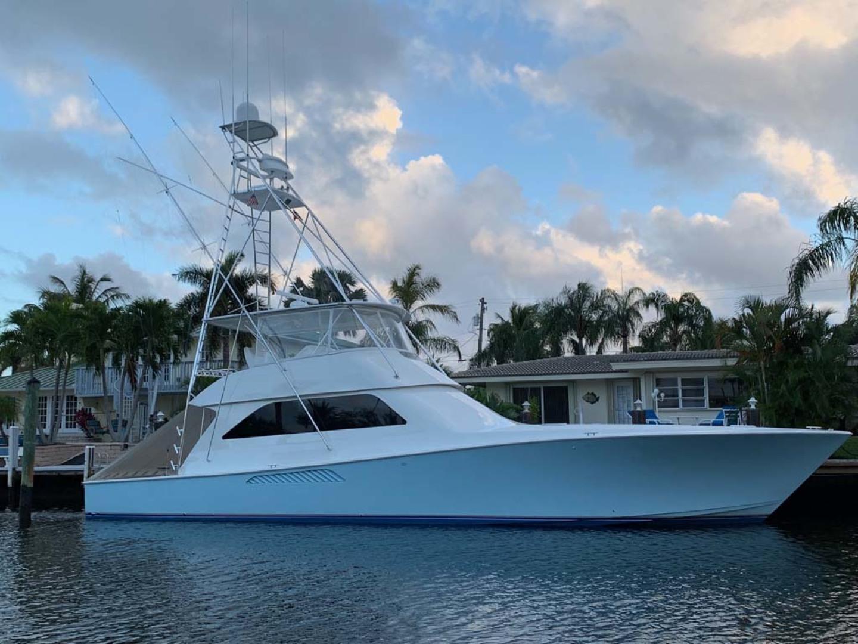 Viking-61 Convertible 2004-Melissa Pompano Beach-Florida-United States-Profile-1116630 | Thumbnail