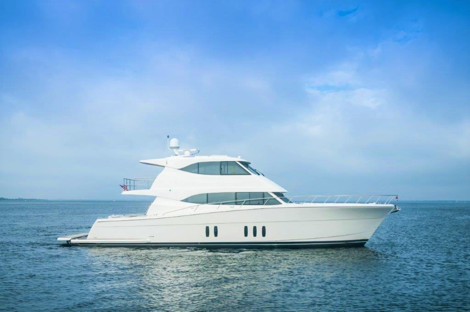 """2016 Maritimo 70' M70 """"After Five"""""""