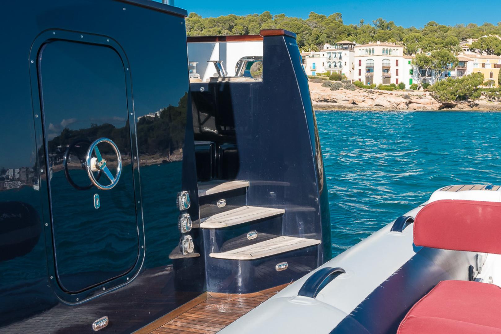 Custom-Blue Sailor Shipyard 70  2007-MAXMARA Palma de Mallorca-Spain-1114851 | Thumbnail