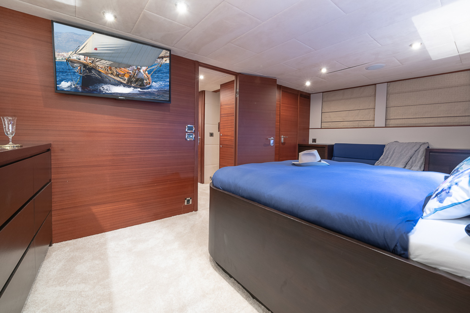 Custom-Blue Sailor Shipyard 70  2007-MAXMARA Palma de Mallorca-Spain-1114882 | Thumbnail