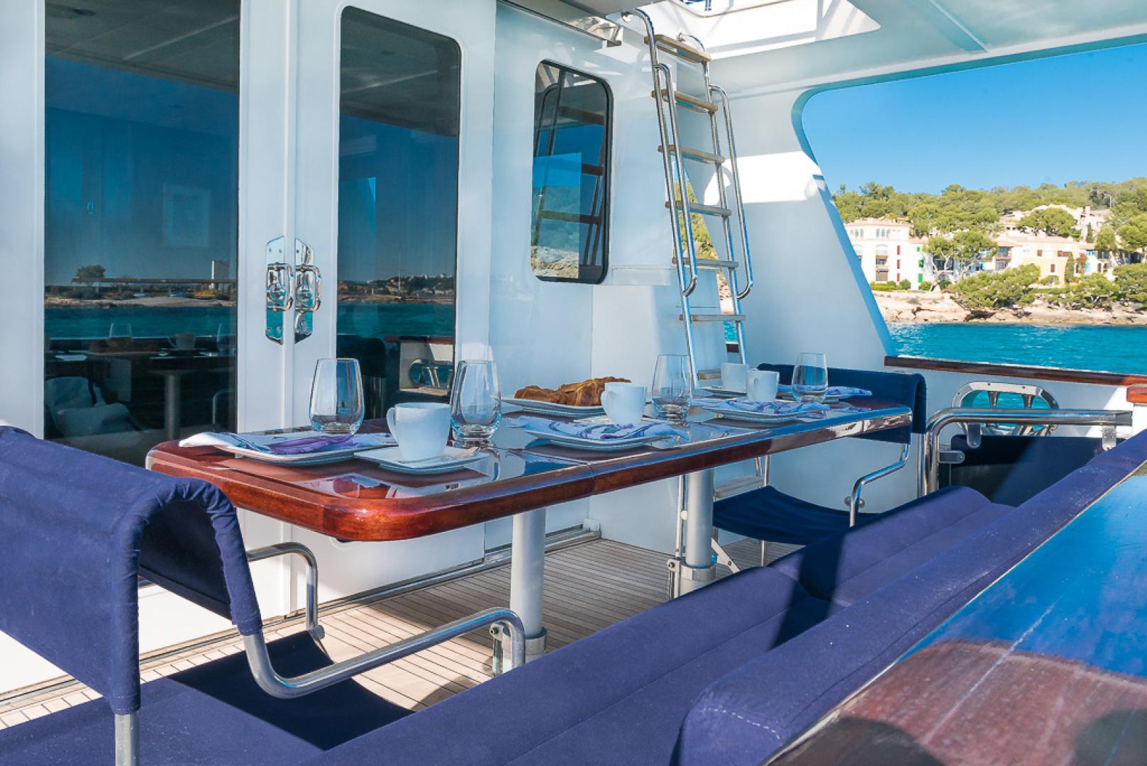 Custom-Blue Sailor Shipyard 70  2007-MAXMARA Palma de Mallorca-Spain-1114854 | Thumbnail