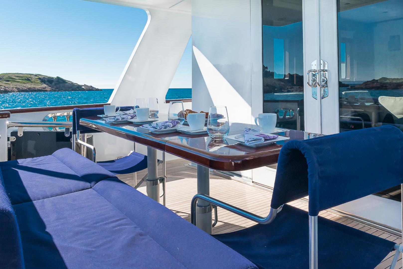 Custom-Blue Sailor Shipyard 70  2007-MAXMARA Palma de Mallorca-Spain-1114853 | Thumbnail