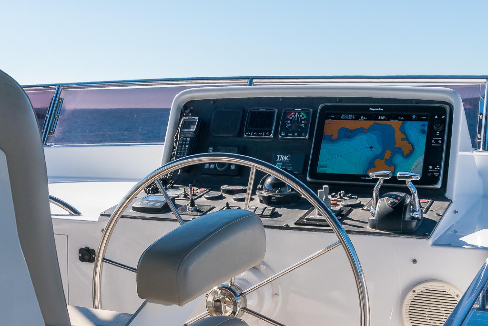 Custom-Blue Sailor Shipyard 70  2007-MAXMARA Palma de Mallorca-Spain-1114864 | Thumbnail