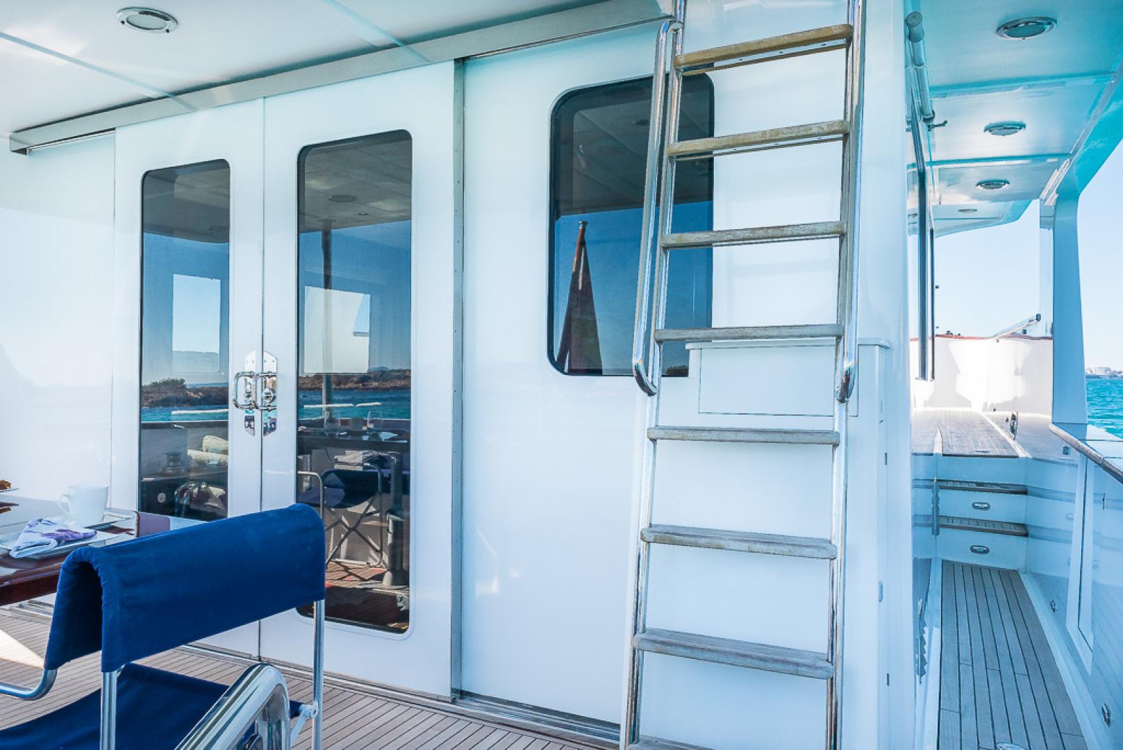 Custom-Blue Sailor Shipyard 70  2007-MAXMARA Palma de Mallorca-Spain-1114855 | Thumbnail