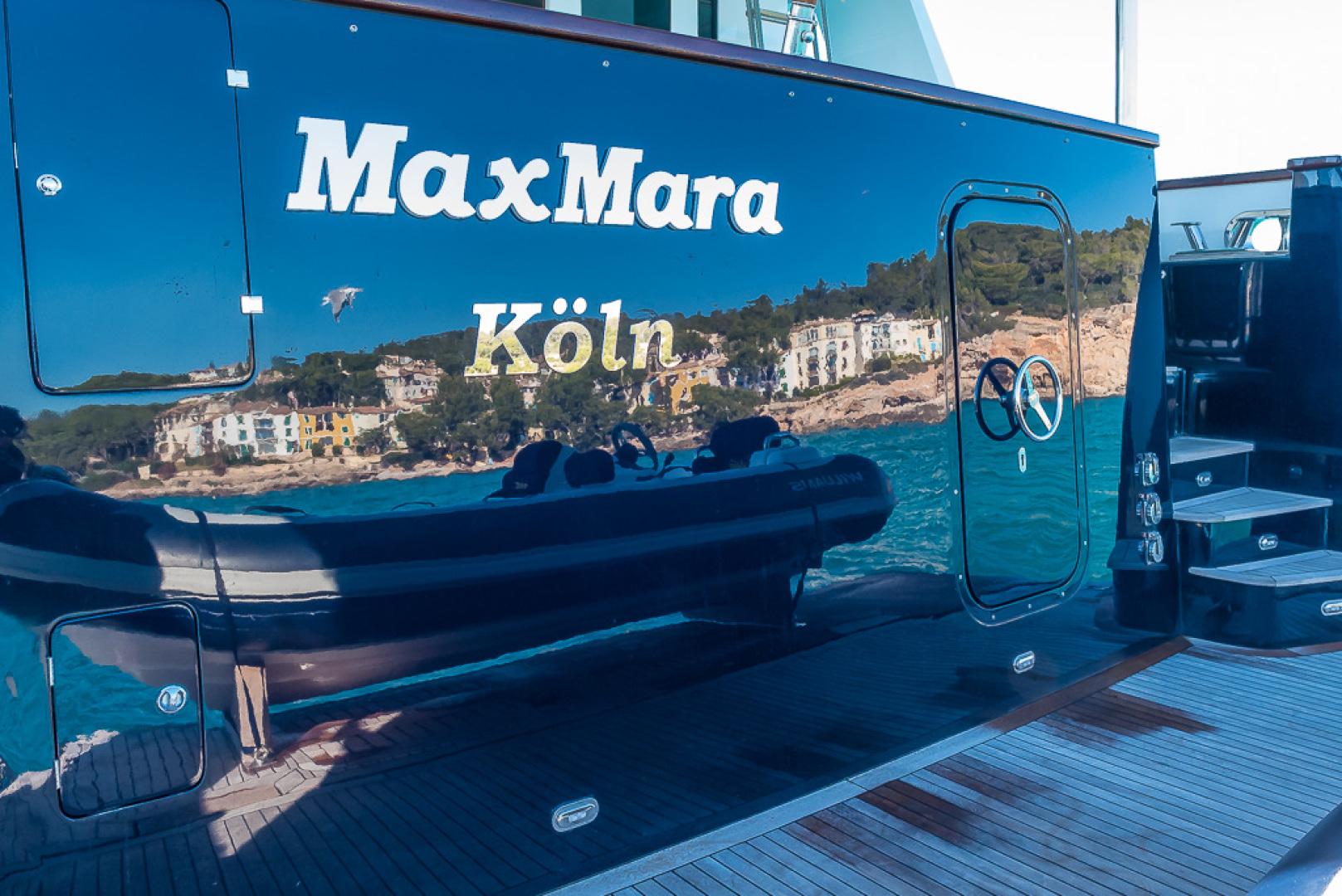 Custom-Blue Sailor Shipyard 70  2007-MAXMARA Palma de Mallorca-Spain-1114850 | Thumbnail