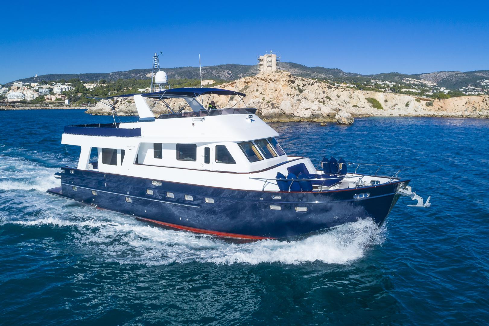 Custom-Blue Sailor Shipyard 70  2007-MAXMARA Palma de Mallorca-Spain-1190178 | Thumbnail