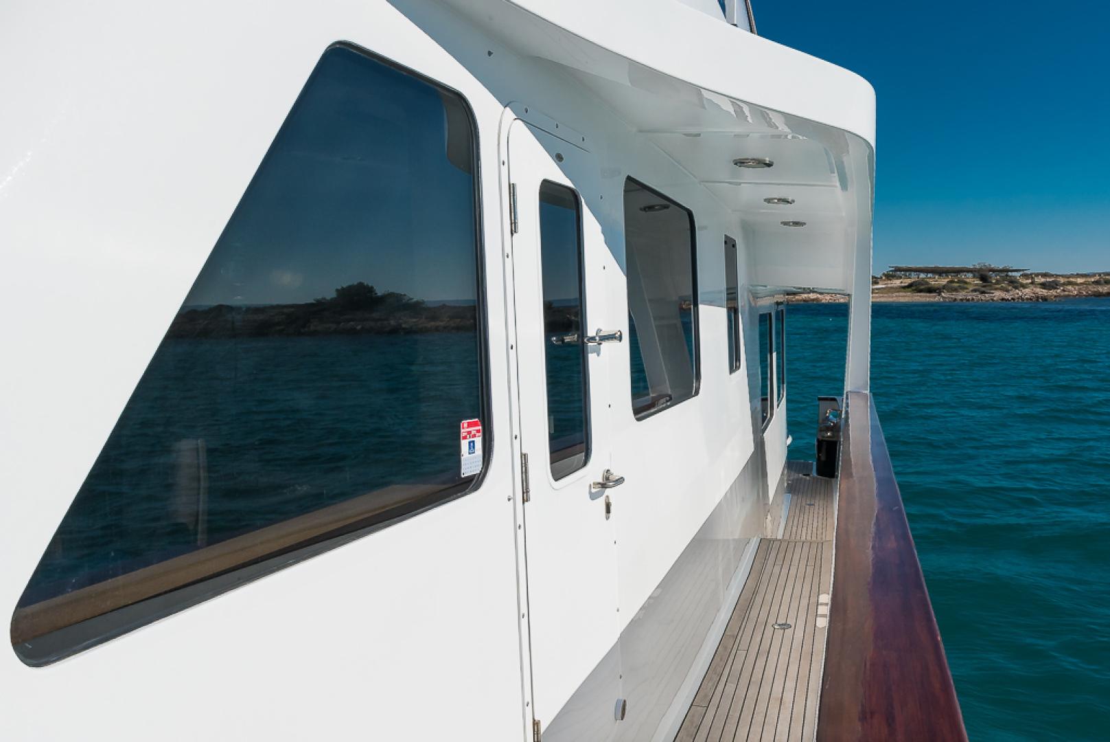 Custom-Blue Sailor Shipyard 70  2007-MAXMARA Palma de Mallorca-Spain-1114857 | Thumbnail
