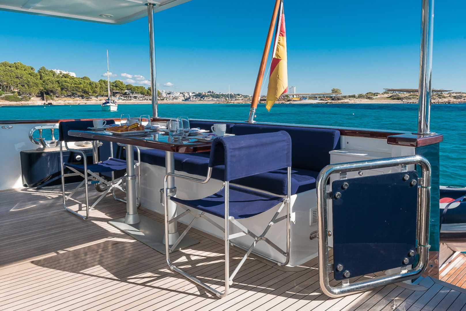 Custom-Blue Sailor Shipyard 70  2007-MAXMARA Palma de Mallorca-Spain-1114852 | Thumbnail